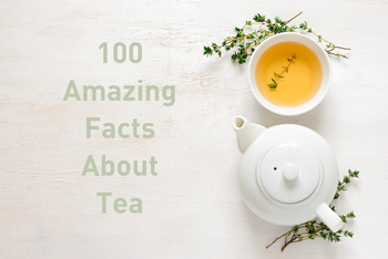 100 facts about tea.