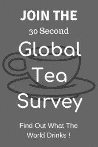 Take Part in the Biggest Tea Survey