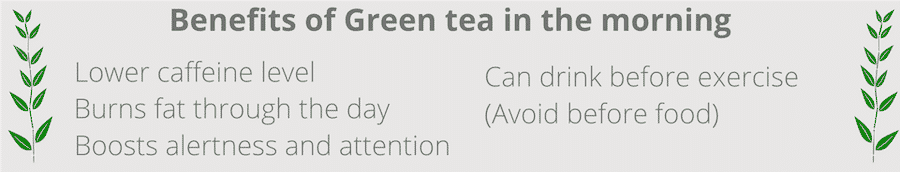 best teas to drink in the morning